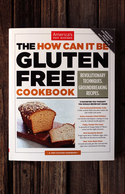 America's Test Kitchen - The How Can It Be Gluten Free Cookbook