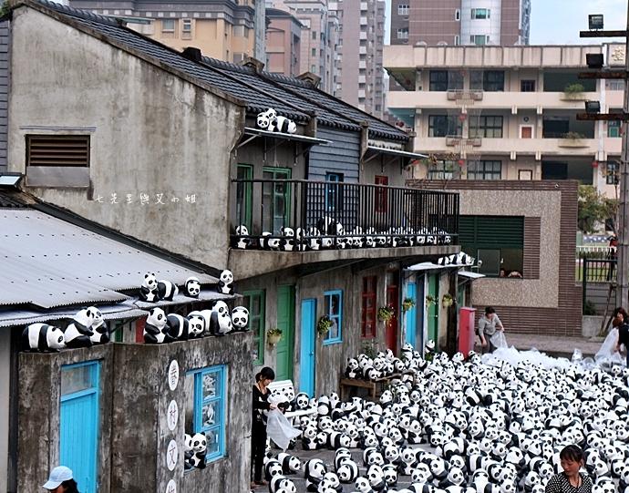 15 紙貓熊 1600貓熊之旅