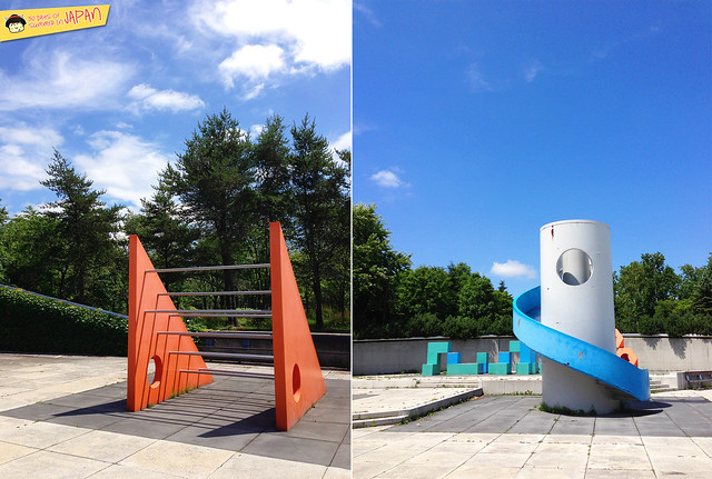 Hokkaido - Moerenuma Park by Isamu Noguchi 6