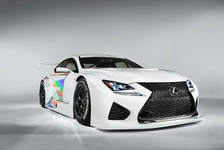 Lexus RC F GT3 Concept @ Geneva 2014
