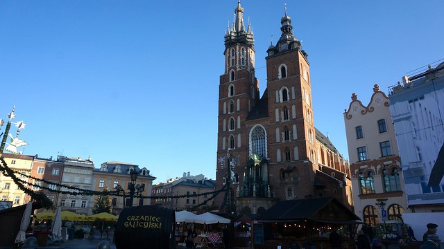 Krakow: Sunny & Beautiful Day At Stare Miasto Old Town