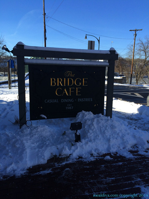 The Bridge Cafe, Frenchtown, Jennifer Miller