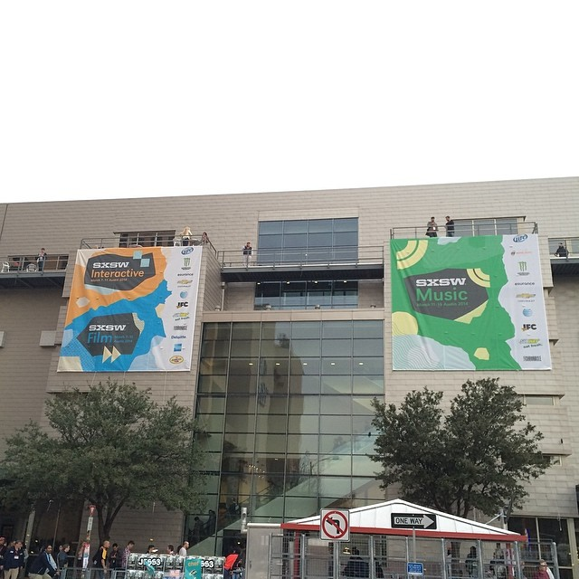#sxsw Conference Center