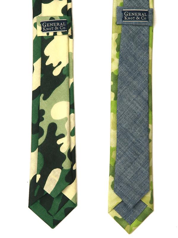 General Knot & Co. / #962 , #965 Necktie