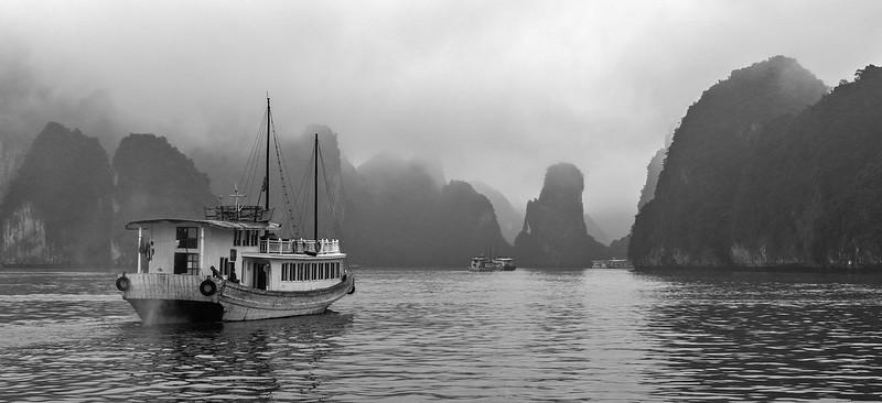 Halong boat