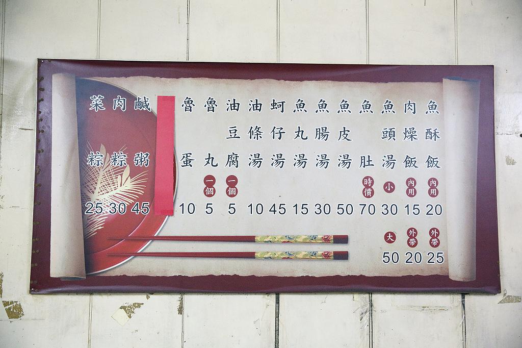 20140311台南-大勇街無名鹹粥 (5)