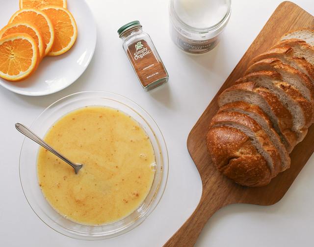 Orange-French Toast