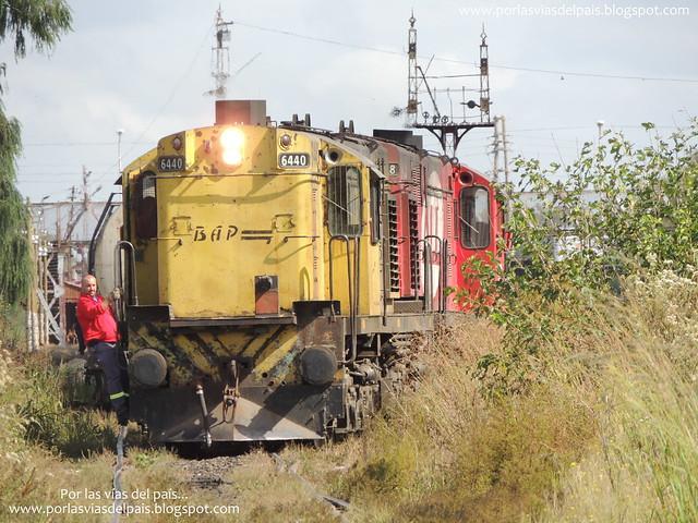 ALCO RSD35 6440 - 6458