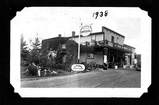 Thompson's Store:Northbrook, Ontario, 1938