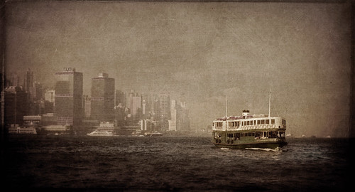 Star Ferry/Hong Kong