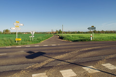 Country junction - Photo of Boucé