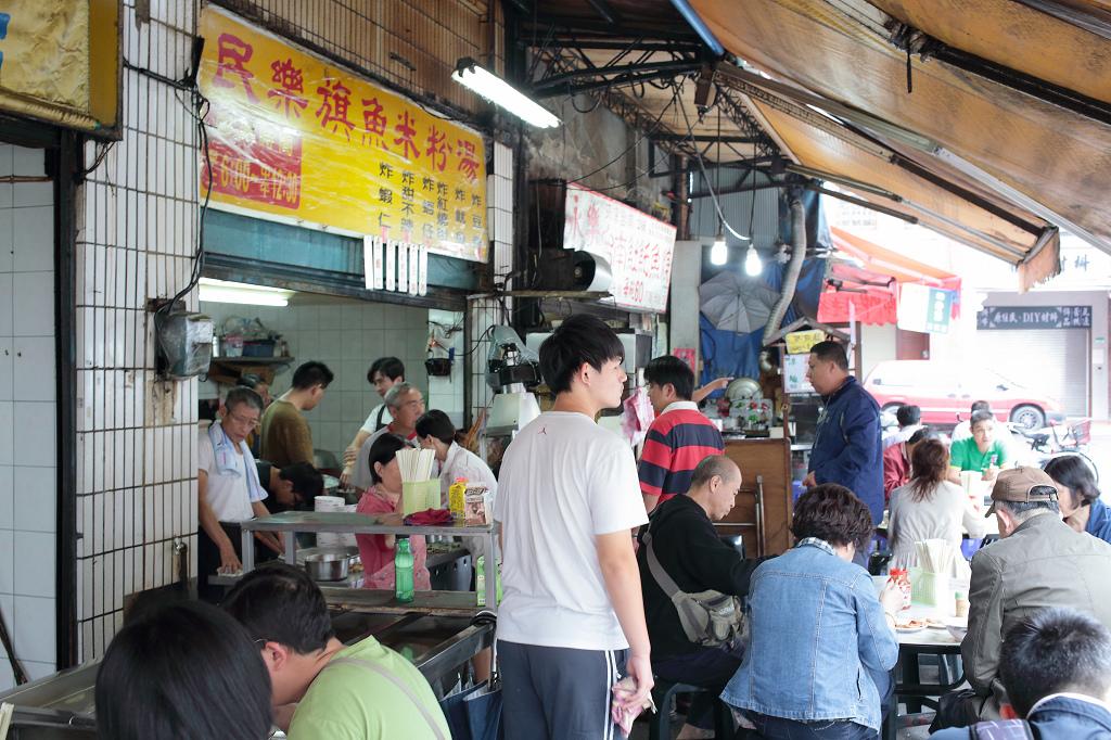 20140503大同-民樂街旗魚米粉 (3)