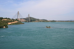 Barelang Bridge, Batam, Indonesia