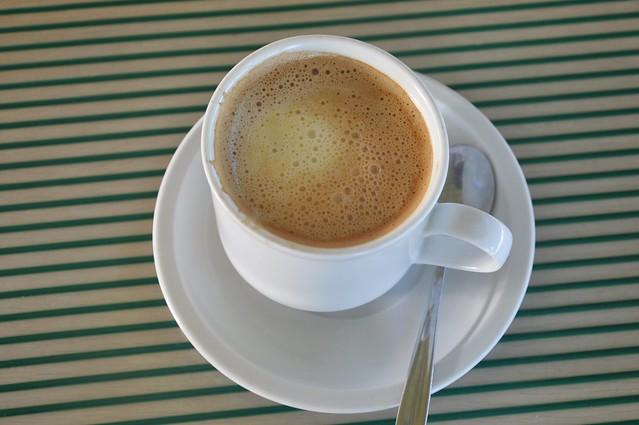 Creamy Durian Coffee