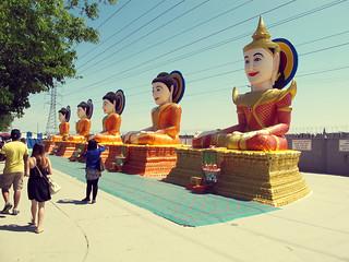 Cambodian New Year 2014