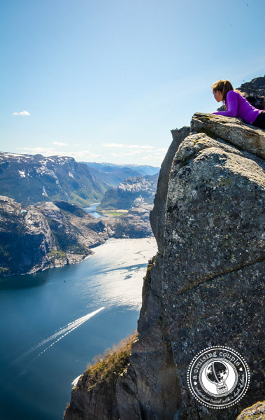 Is It Possible to Travel Norway on a Budget? Pulpit Rock, Norway