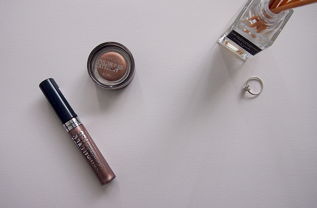 maybelline bad to the bronze rimmel rich russet
