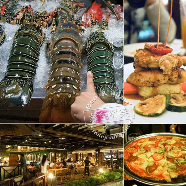 ▋2014長灘島▋DON VINTO義大利餐廳~東方文華渡假酒店的附屬餐廳