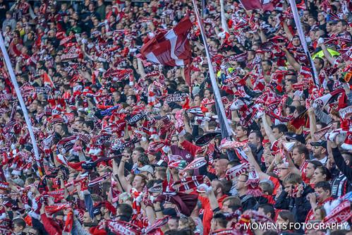 2. Bundesliga / 1. FC Kaiserslautern : Dynamo Dresden