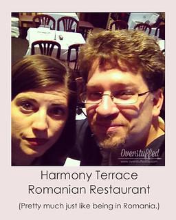 NYC Selfie Romanian Restaurant