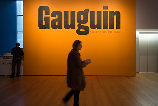 Gauguin Show at MoMA