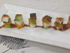 瓜瓜樂:利用山藥、佛手瓜以及南瓜,就能做出好吃的美味。攝影:廖靜蕙