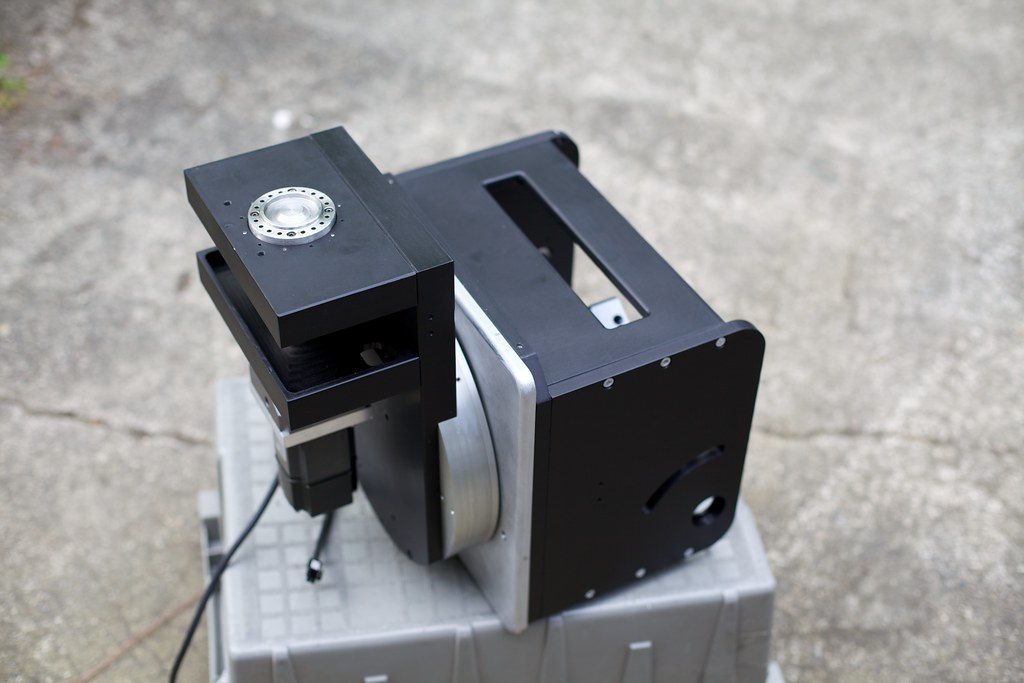 how to use equatorial telescope mount