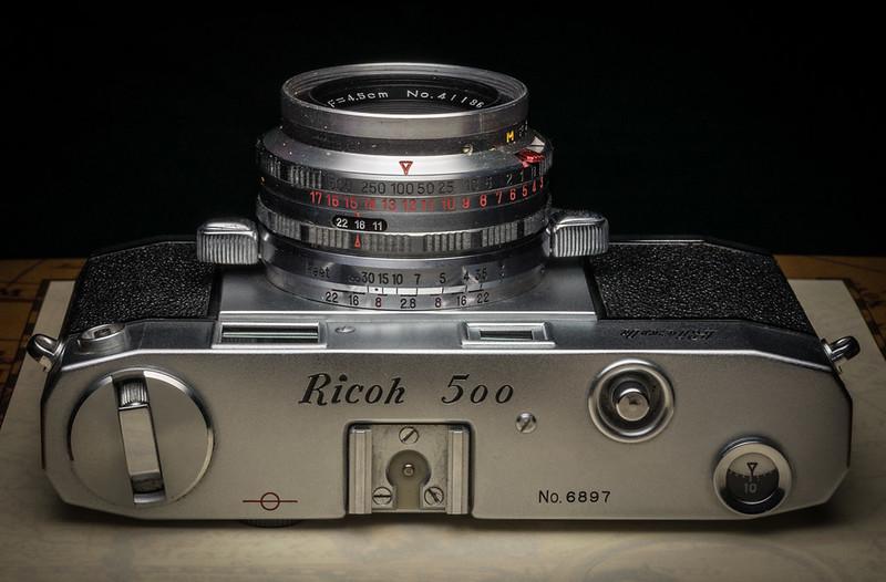 Ricoh 500
