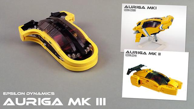 Auriga 3 speeder