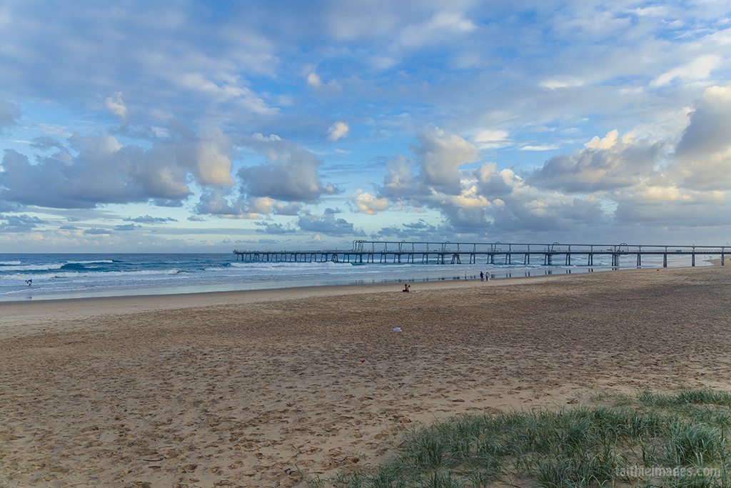 Queensland's beaches, the Spit in Gold Coast