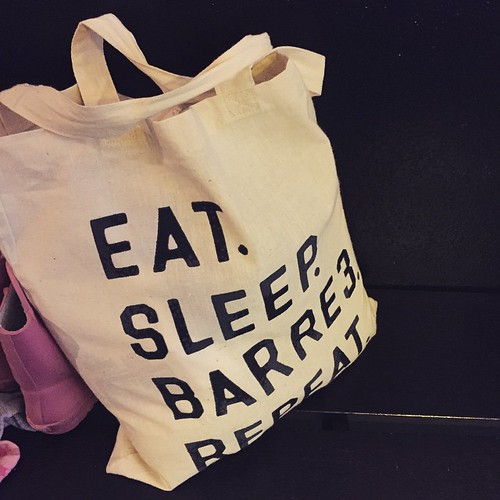 Eat. Sleep. Barre. #sumsitup #barre3challenge