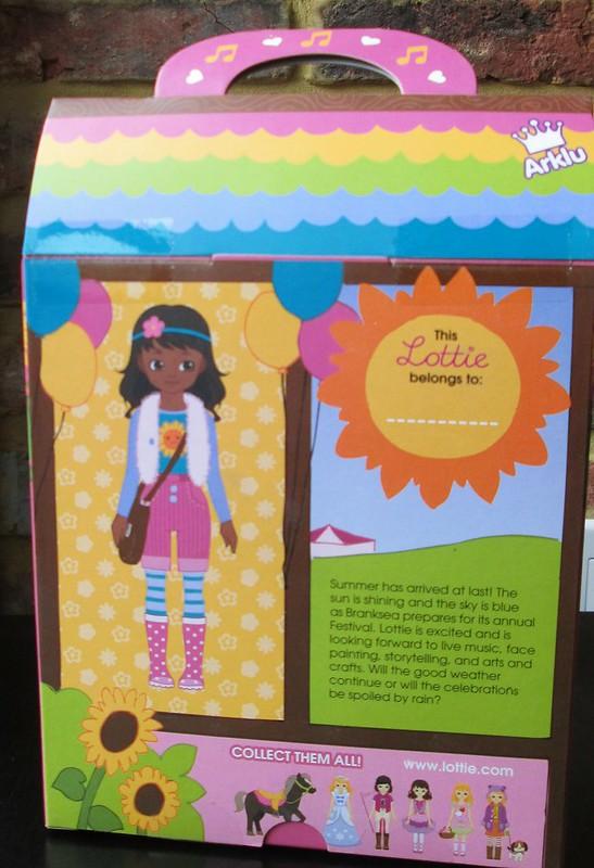 805ee5defa9930 Revenge of the Toy Box  Out of the Box  Branksea Festival Lottie