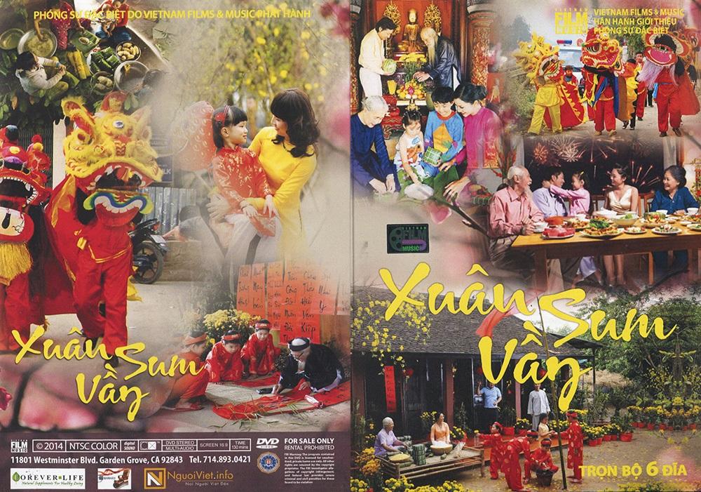 Phóng Sự Xuân Sum Vầy 6/6 DVD5/ISO/DVDRip