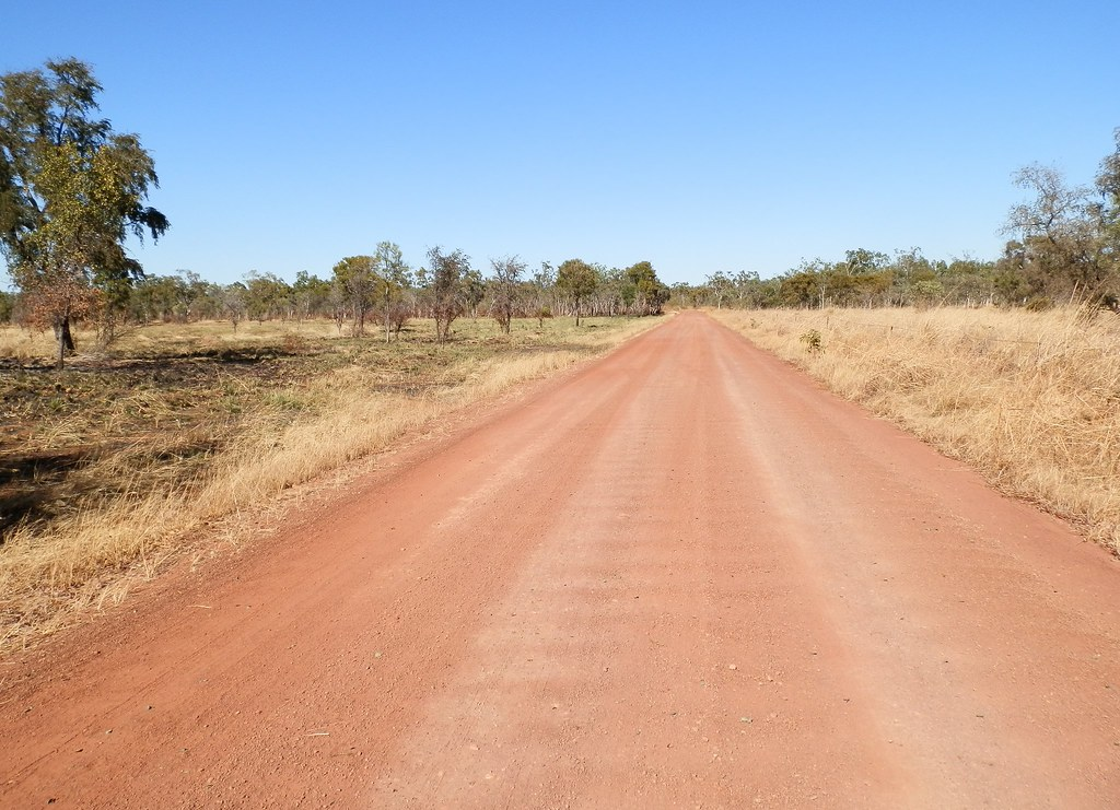 Gregory National Park Road, via Timber Creek