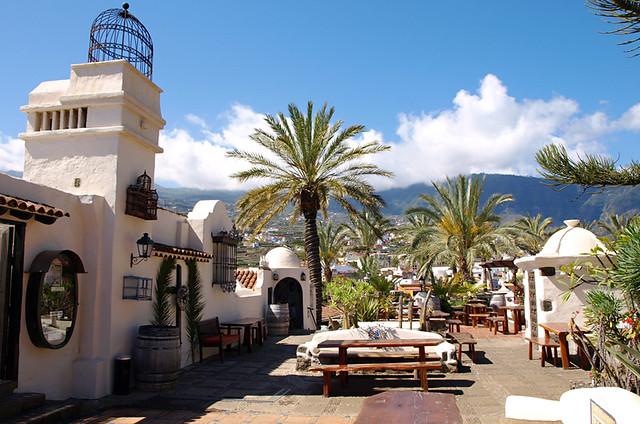 Monasterio, Los Realejos, Tenerife