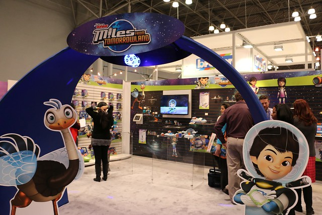 TOMY - New York Toy Fair 2015