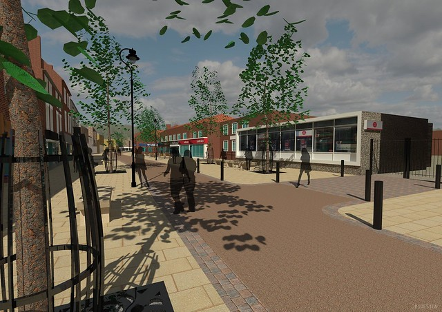 Hucknall Improvements Scheme