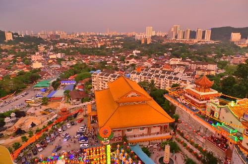 Kek Lok Si - Penang, Malaysia