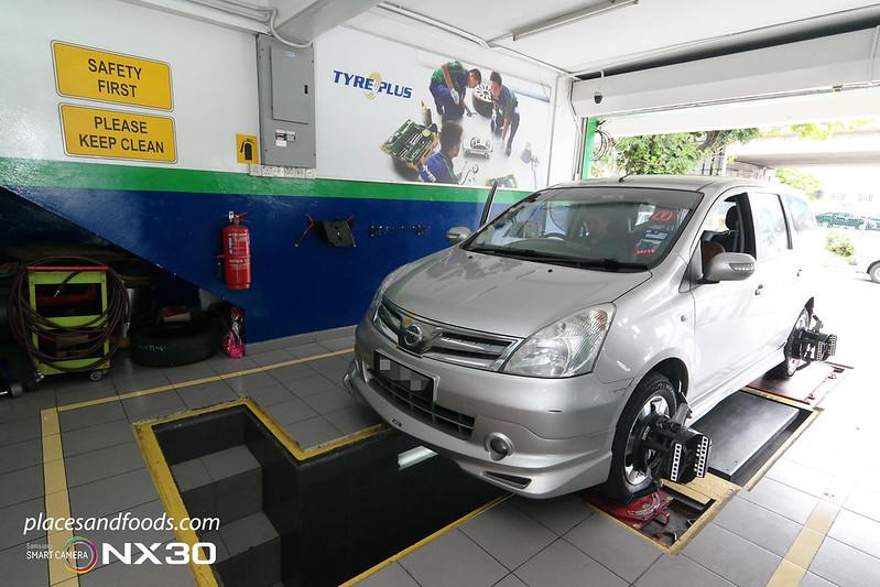 michelin tyreplus alignment service