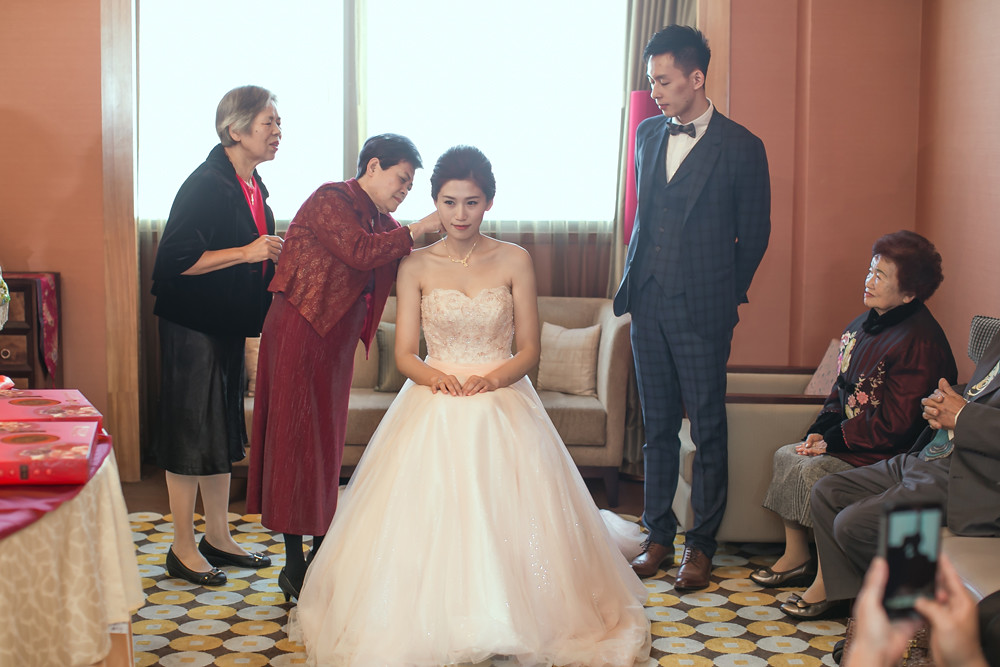 20141220耐斯王子大飯店婚禮記錄 (198)