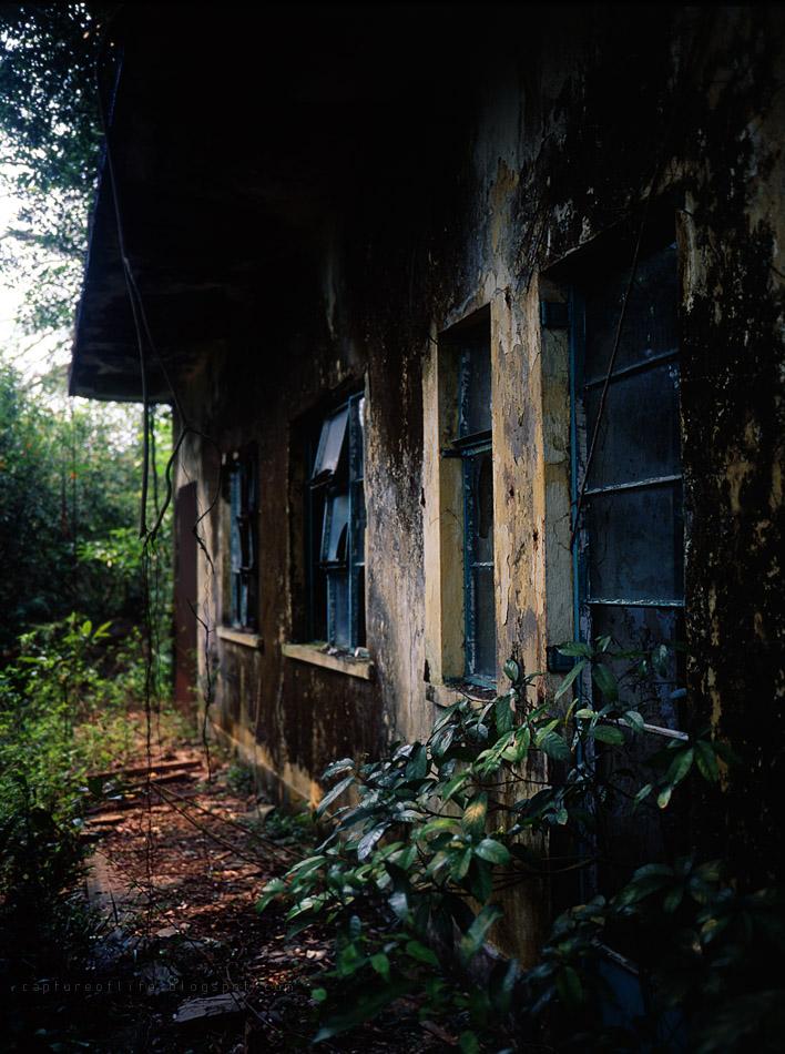 蒲台島--廢校