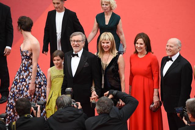 LE BGG - Le  bon gros géant - Montée des marches Cannes