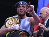 Lebedev mit Blitz-KO gegen Ramirez