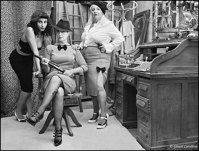 Women's gang