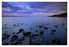 Hook Mountain and Nyack Beach State Park Sunset/Dusk in Nyack