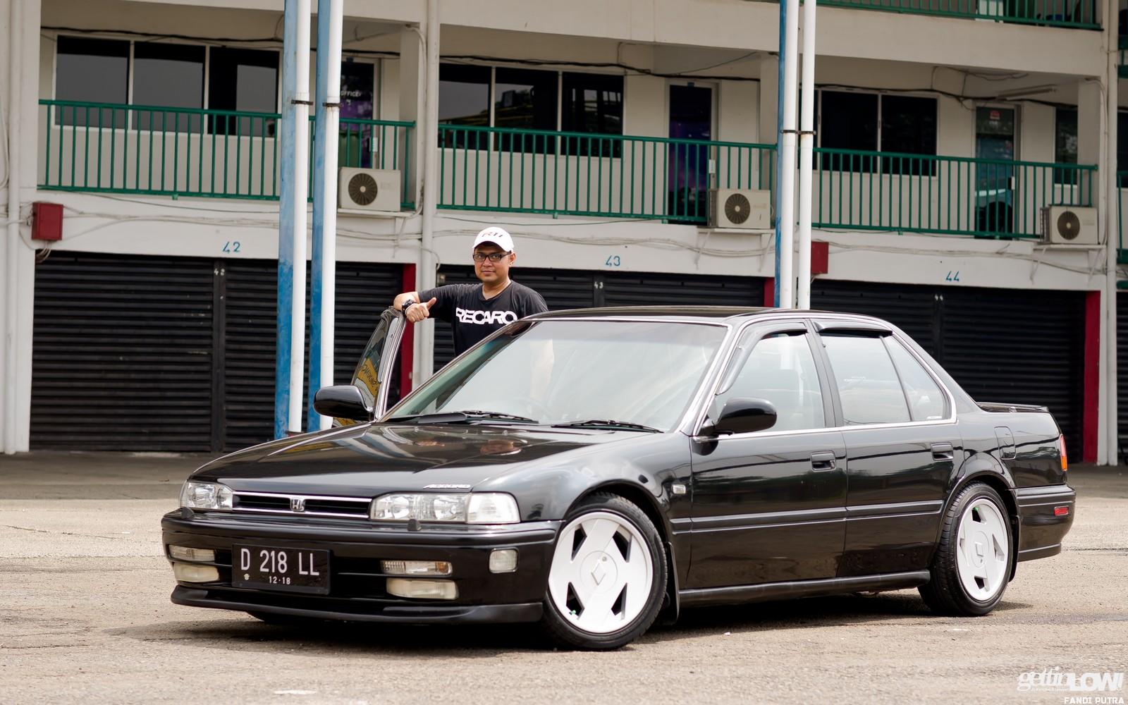 Anton Himawan Honda Accord Maestro 1993