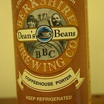 Beer Of The Day: Today's featured beer of the day is @berkshirebrewco Coffeehouse Porter. Made with Dean's Beans organic coffee, creating an enticing blend of everyone's favorite beginning and end-of-day beverage. Robust and aromatic! 6.3% ABV 36 IBU Stop