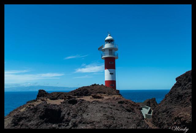 Tenerife Icod Vinos Garachico Punta Teno - Faro de Punta de Teno