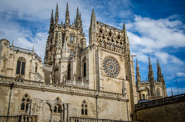 Cathedral of St Mary of Burgos