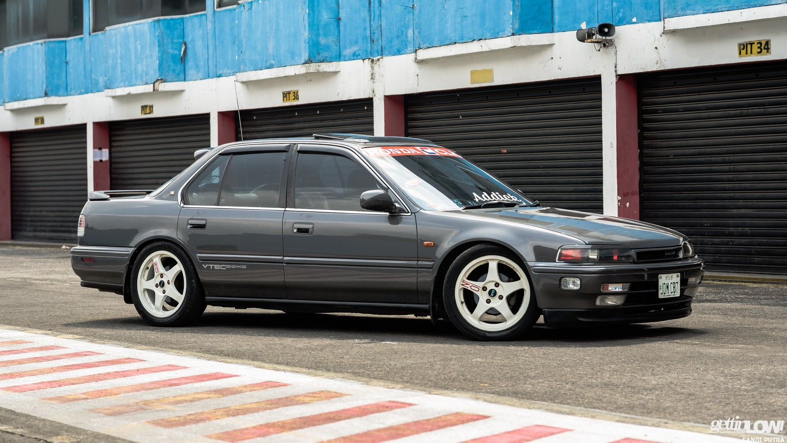 gettinlow | ryan sebastian: 1992 honda accord maestro